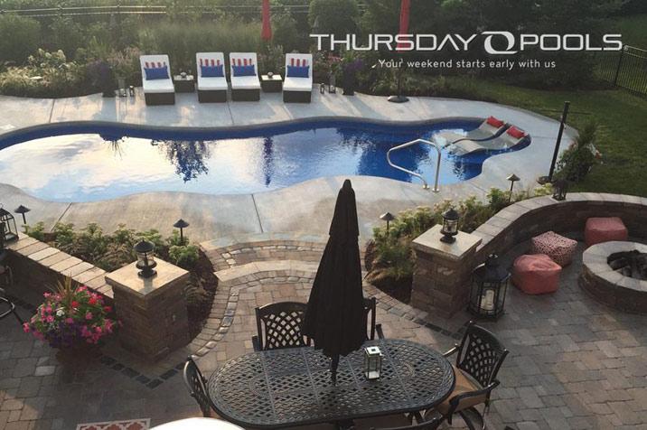 Thursday Pools Fiberglass