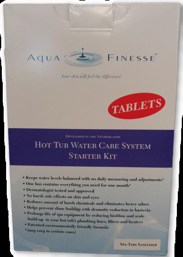 Hot Tub Water Starter Kit