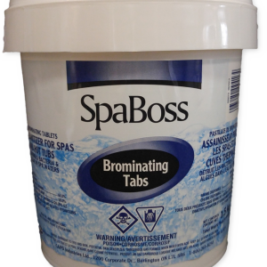 Brominating Tabs- 1.5KG SpaBoss Ontario Hot Tub Supplies