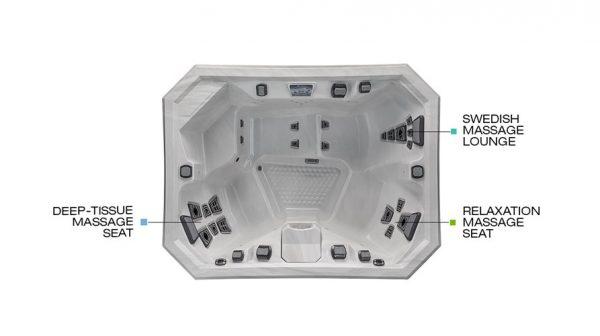 Marquis Hot Tub Vector21 Series V65L Therapeutic Ontario