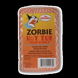ZORBIE sponge Hot Tub Ontario