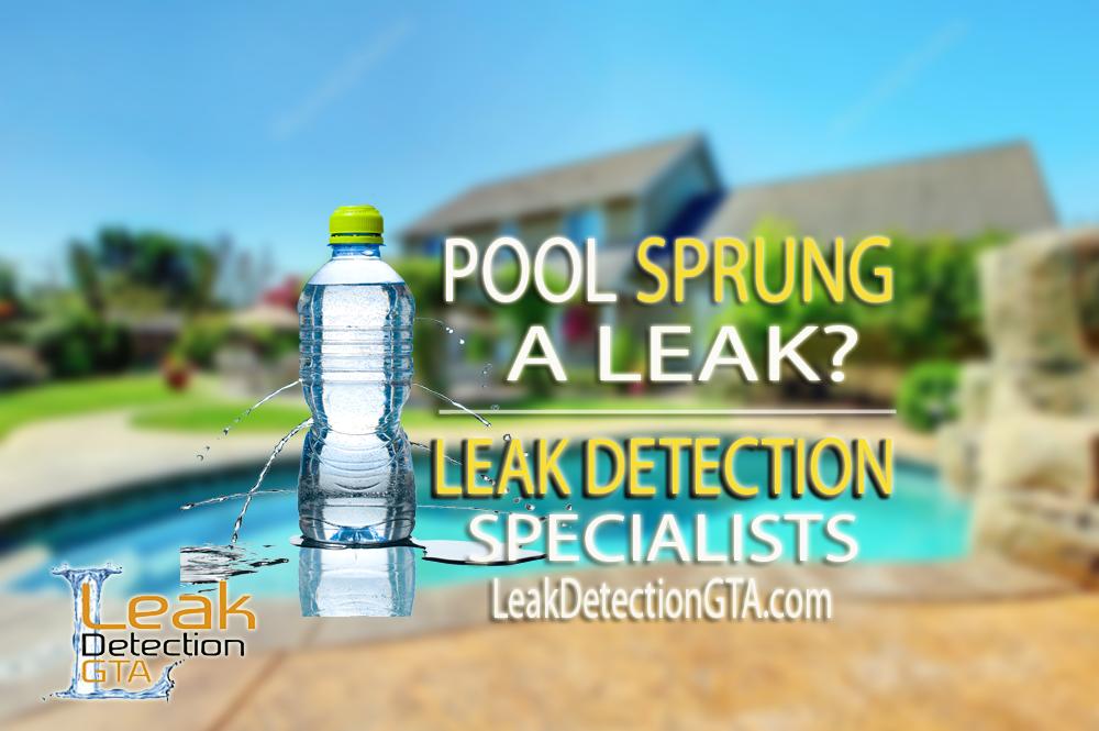 Leak dedection