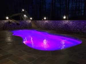 Coral Sea Lights Pool Newmarket Ontario