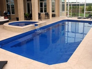 Grande Fiberglass Pool Newmarket